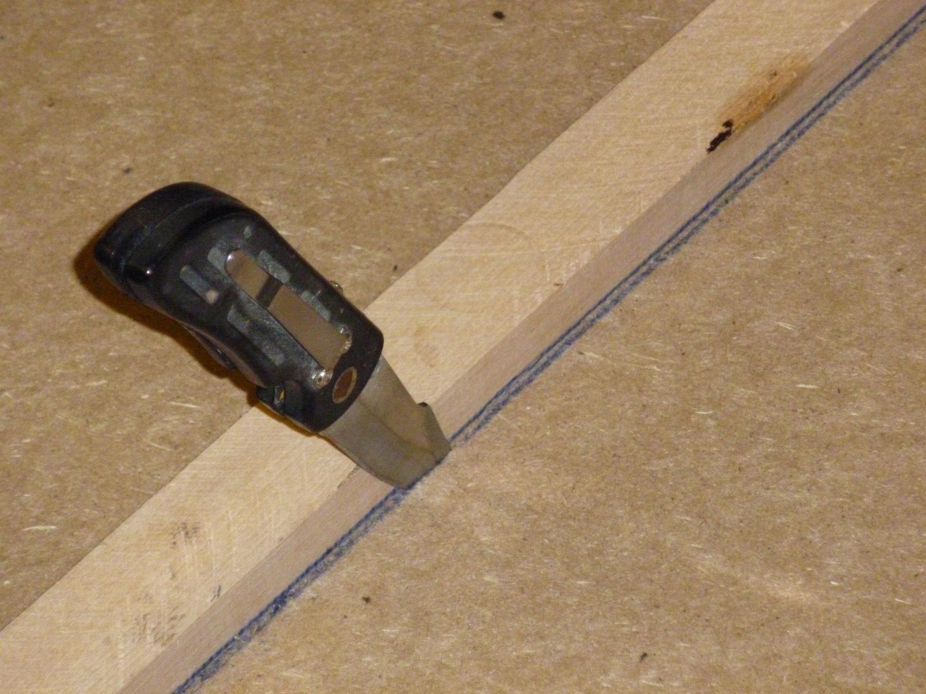 Gut gemocht Schneiden der Holzfaserplatte AN26